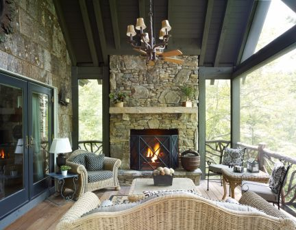 A Relaxing Retreat Fine Homebuilding