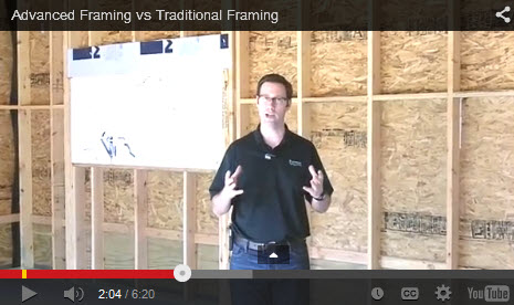 bad framing photography. Advanced Framing Can Get A Bad Rap For Being Too Geeky Traditional Builder Photography