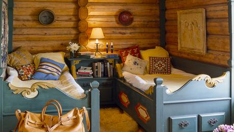 Norwegian Built-In Bedroom