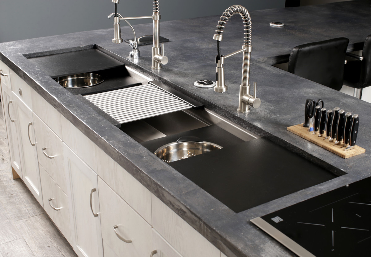 The Swiss Army Sink - Fine Homebuilding