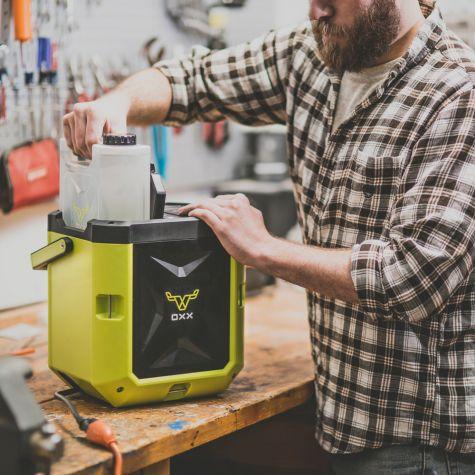 Oxx Coffeeboxx Job Site Coffee Maker Fine Homebuilding