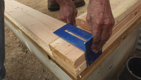 framing basics 3 tips for laying out wall plates