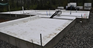 Prefabricated Foam Forms For Slab Foundations Fine