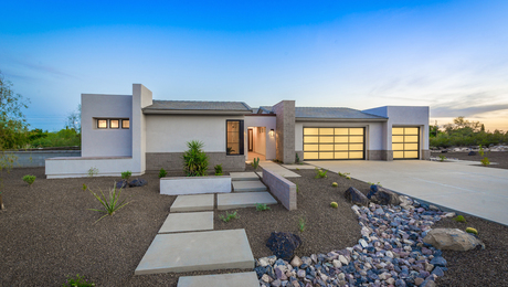 This $750,000 home in Glendale, Arizona, built by Mandalay Homes was a 2015 winner of a Housing Innovation Award from the U.S. Department of Energy. It has the same energy features as a Mandalay house costing half as much or less.
