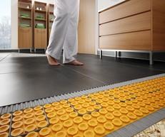 Schluter Ditra Heat Fine Homebuilding