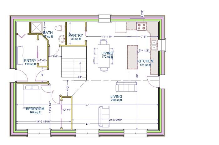 Reaping the Energy Rewards of Passivhaus Design