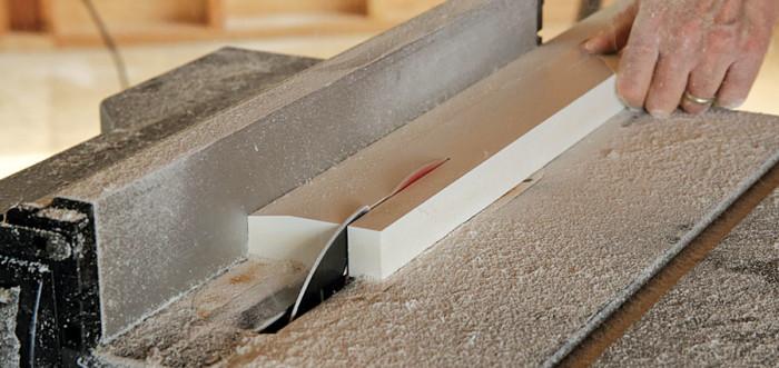 Prefabricating Exterior Window Trim Fine Homebuilding