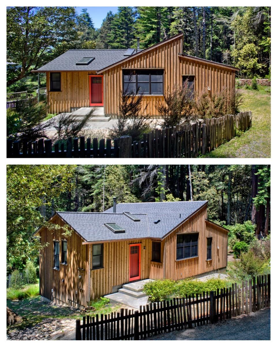 Luxe set includes both fine homebuilding Fine home building