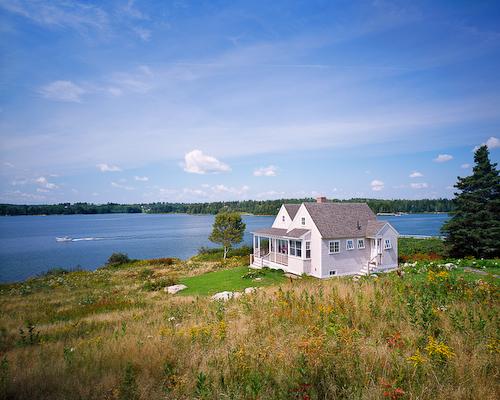 Maine coast cottage fine homebuilding for Maine cottage plans