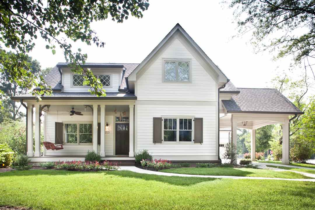 Old Southern Charm In New Construction Fine Homebuilding