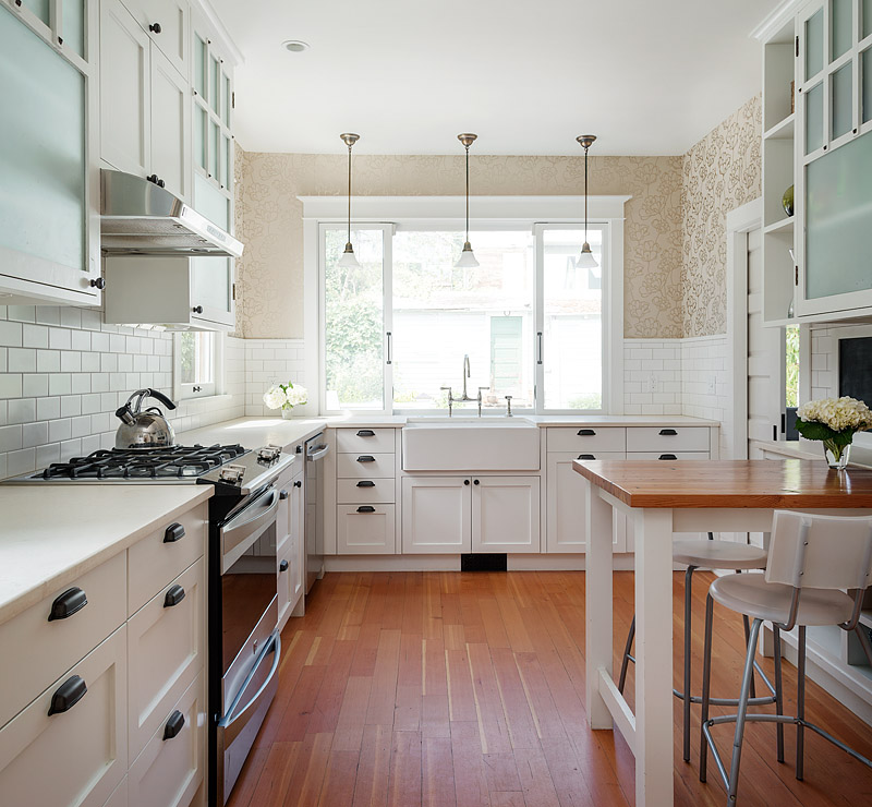 Modern Farmhouse Kitchen modern farmhouse kitchen - fine homebuilding