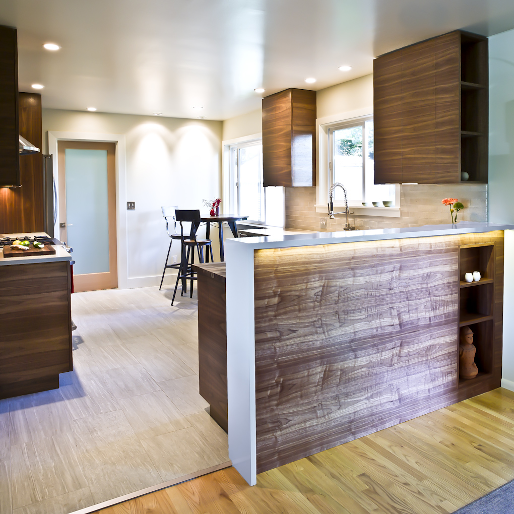 Mcm Kitchen Remodel: MCM Contemporary Kitchen
