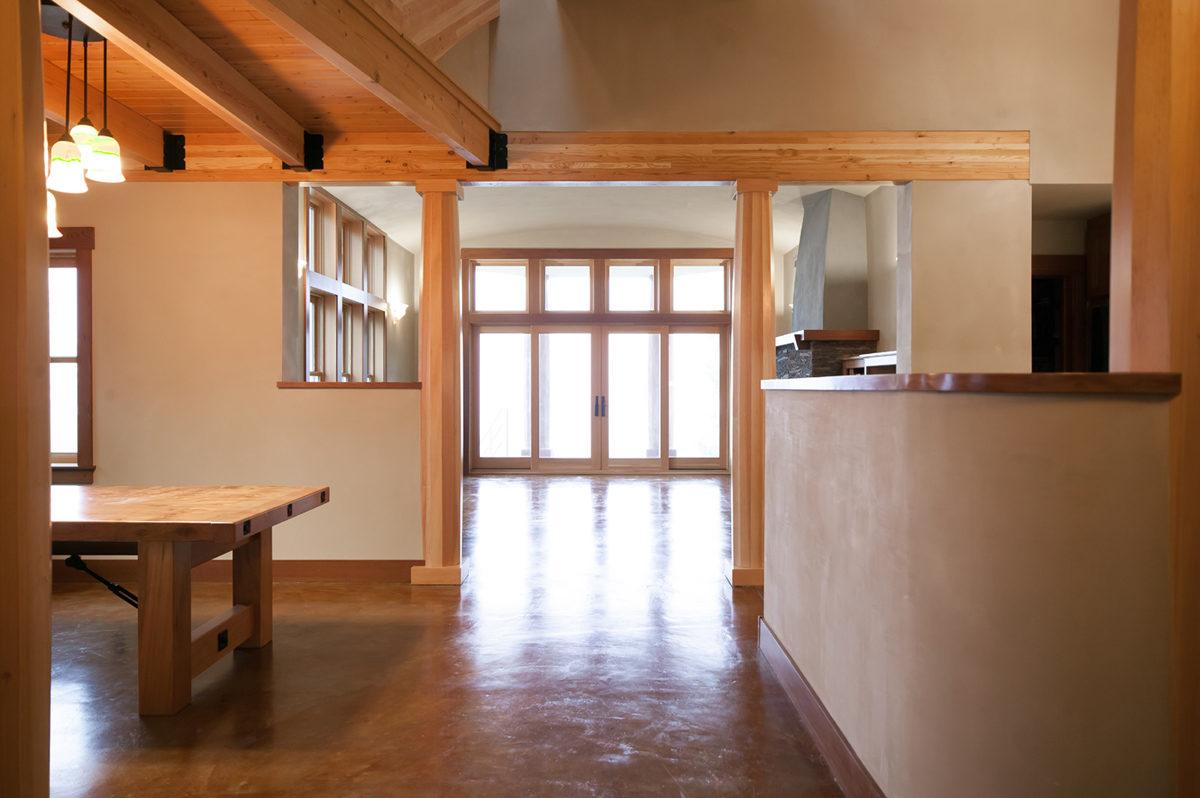 Long view fine homebuilding