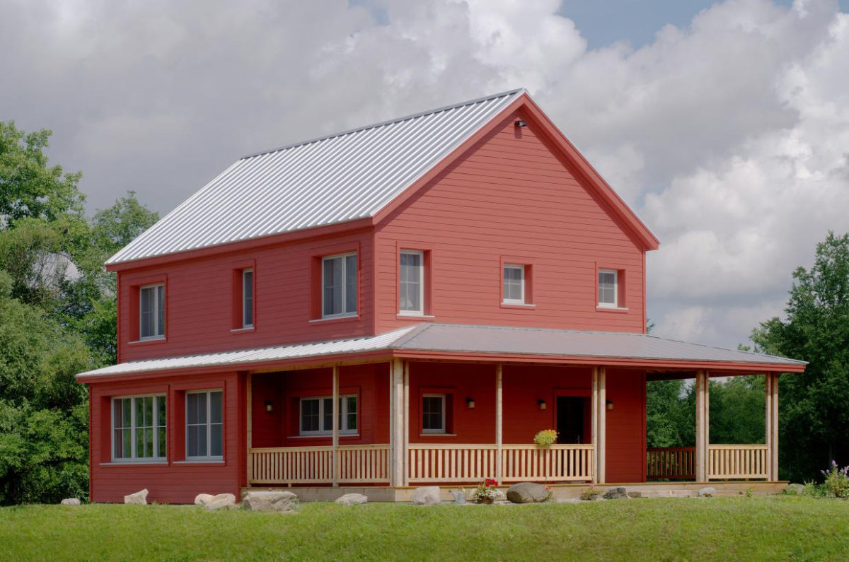Michigan passivhaus fine homebuilding for Fine home building