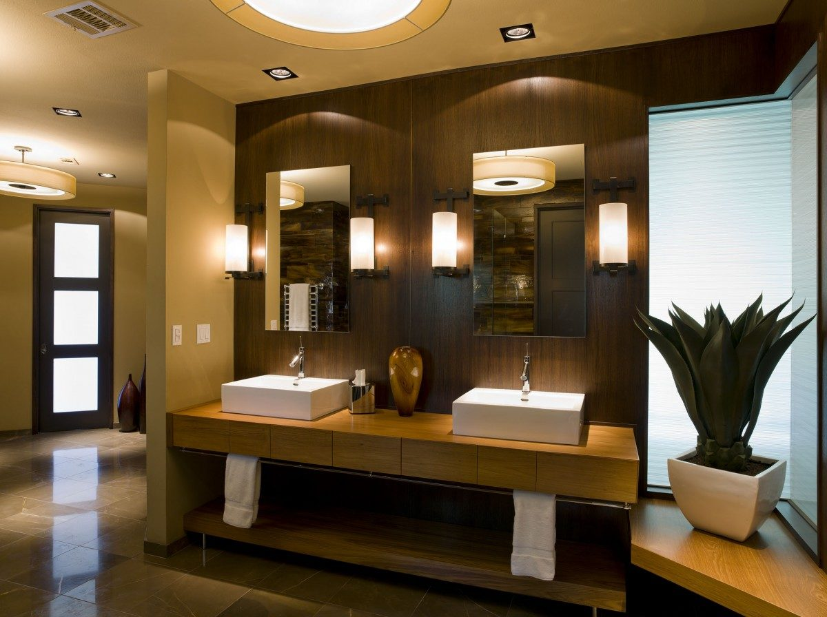 barton hill spa bathroom - fine homebuilding