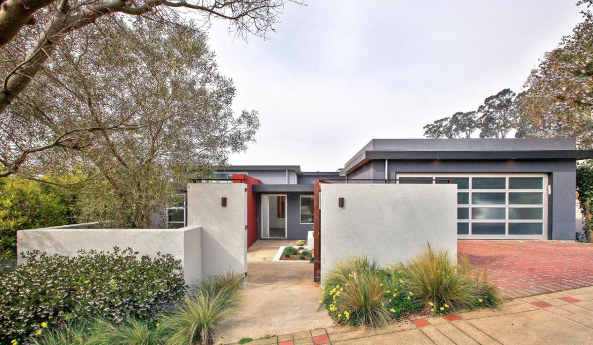 artist modern remodel - fine homebuilding