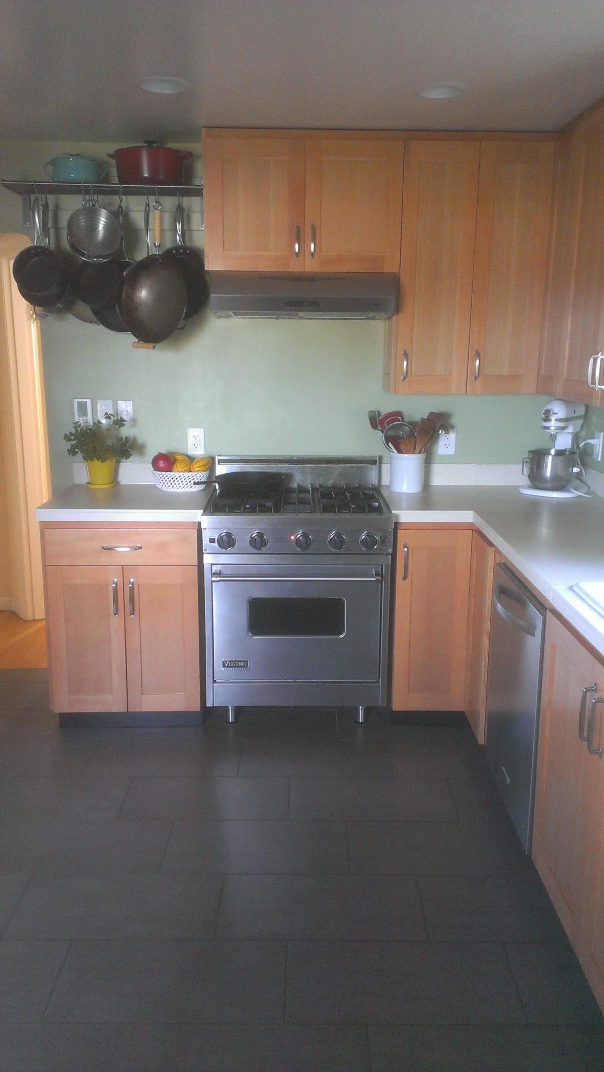 Innovative Hand Crafted Low Cost Kitchen Remodel Fine Homebuilding