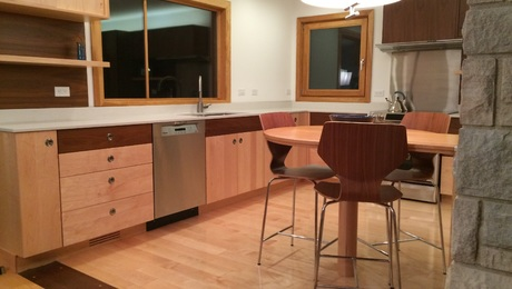 Midcentury Modern Kitchen Redone Wright
