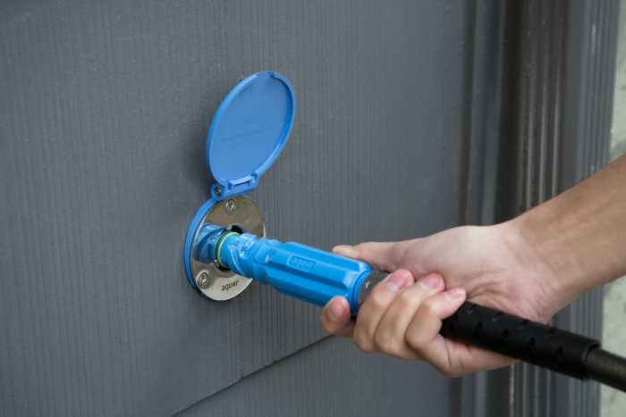 Streamlined Spigot Is Frost Free And Hassle Free Fine