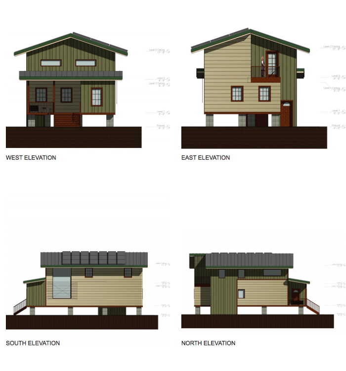 Texas Team Wins Net-Zero Competition - Fine Homebuilding