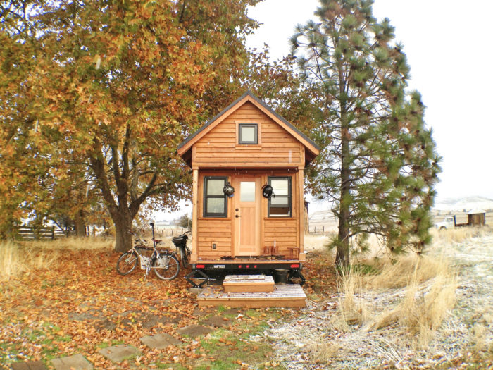 Tiny Houses Get a Leg Up in Arizona