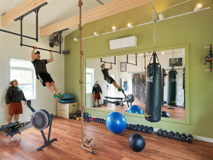 Small home gyms perfect gym room