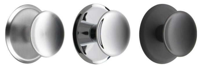 Contemporary Cabinet Knobs With Mid-Century Roots