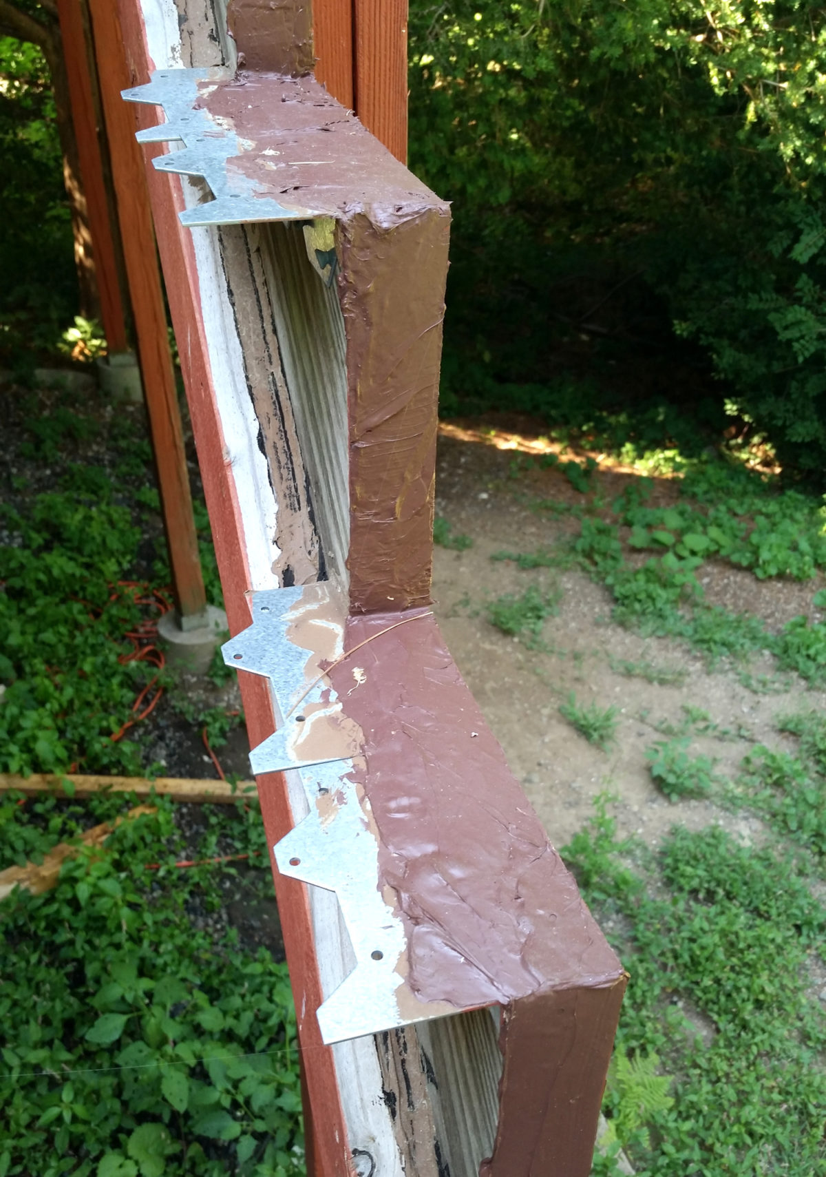 A Better Way To Protect Your Deck Stair Stringers From Cracks And Rot