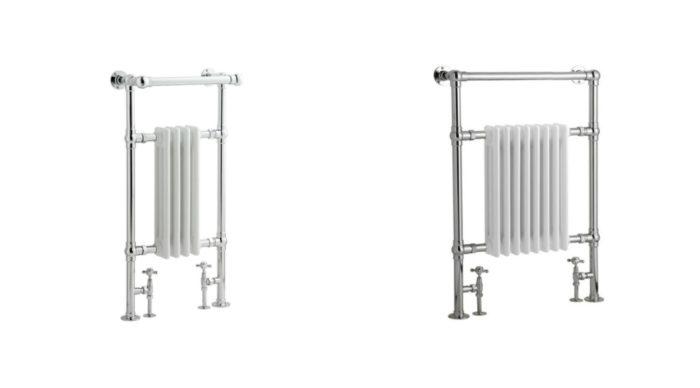 Choose the 4 column Brampton radiator if you  39 ve got a small bathroom or. Double Duty Bathroom Radiator
