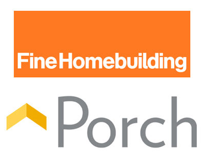 Fine Homebuilding Partners With For Their Porch