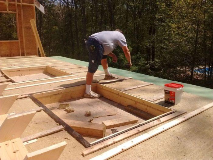 Exterior insulation fine homebuilding for Roxul batt insulation r value