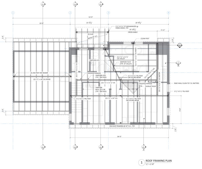 Roof framing plan 700x587 roof framing diagram roof structure diagram \u2022 wiring diagram  at gsmx.co