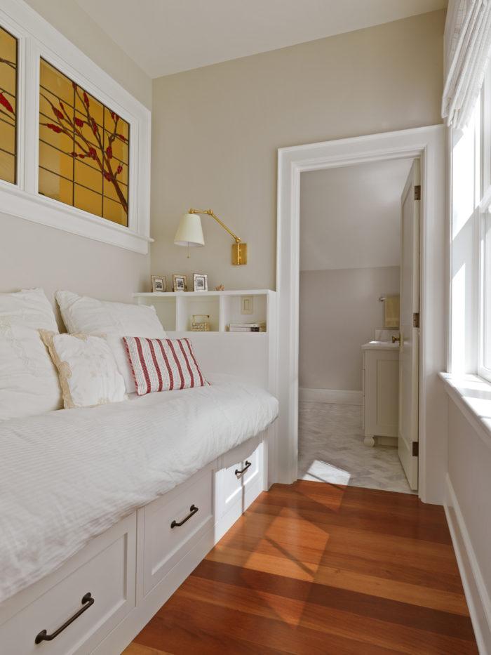 Cozy Sleeping Nook Fine Homebuilding