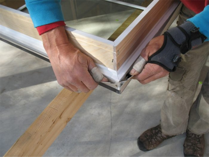 Backflashing Fold Out Window Flanges Fine Homebuilding