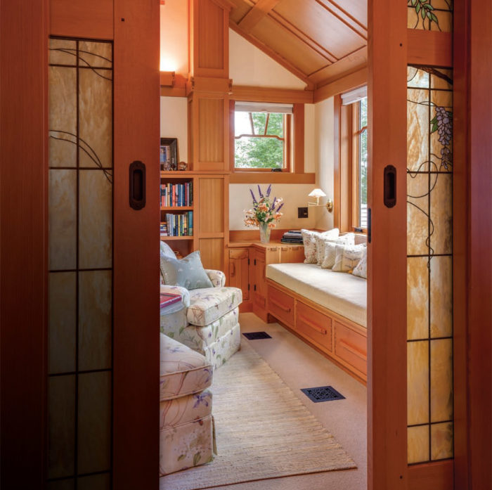 Because they\u0027re a great space saver pocket doors are often the only way to make small rooms accessible. A tiny half-bath carved from an existing floor plan ... & Problem-Free Pocket Doors - Fine Homebuilding
