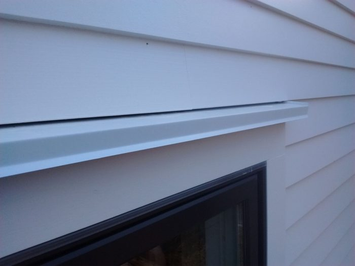 Window Head Trim And Drip Cap Fine Homebuilding