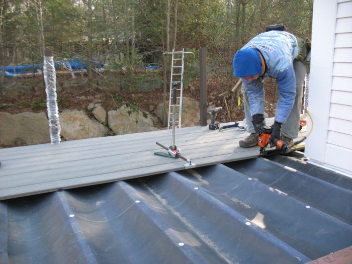 Deck InstallIMG_4258