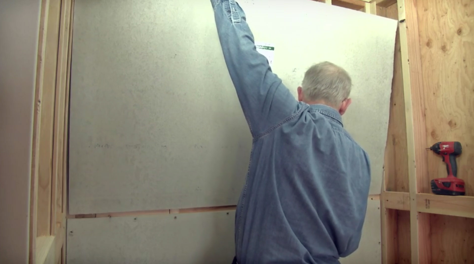 Install Tile Backerboard - Fine Homebuilding