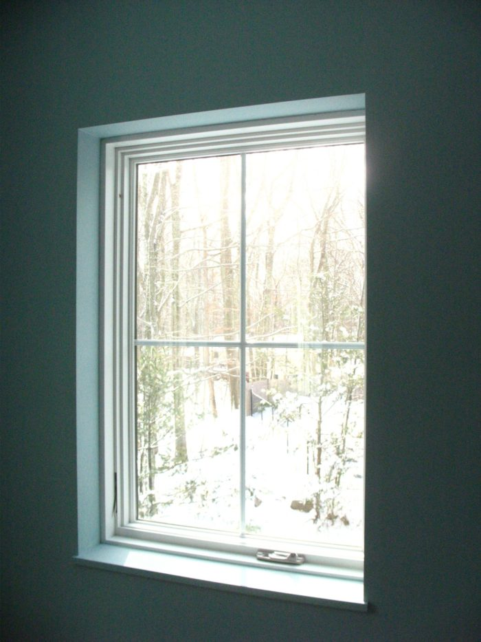 drywall window returns fine homebuilding