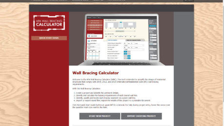 wall bracing calculator