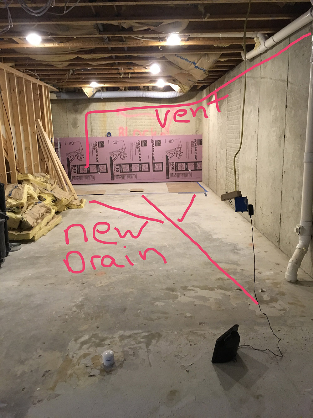 Podcast Episode 52 Wood Stoves And Ripping Up A Basement