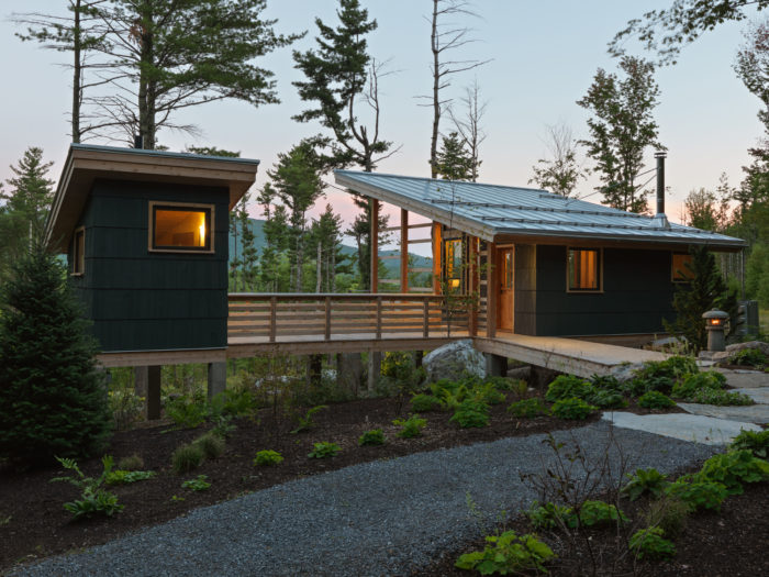 Forest Retreat Cabin Fine Homebuilding