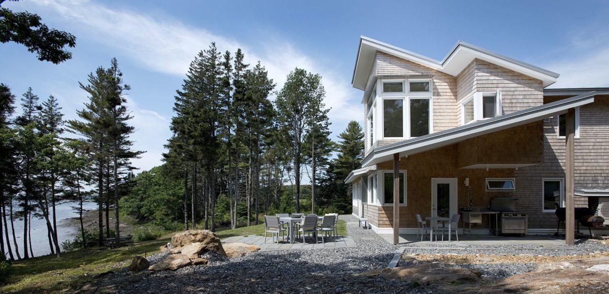Pemaquid point fine homebuilding Fine home building