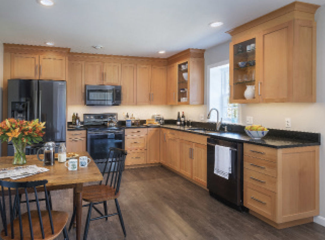 home buyers love splurges in the kitchen