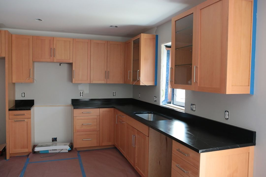 crown point kitchen cabinets shine with frameless cabinets and glass doors