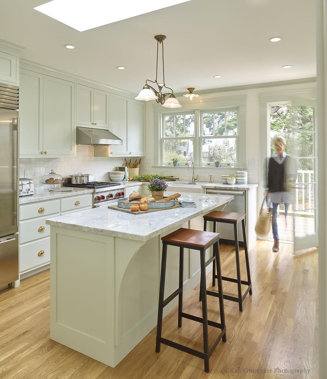 a kitchen addition