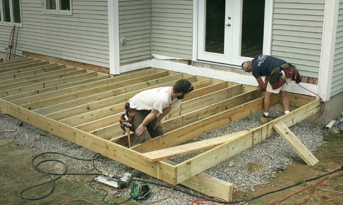 Get Your Deck Joists Right Fine Homebuilding