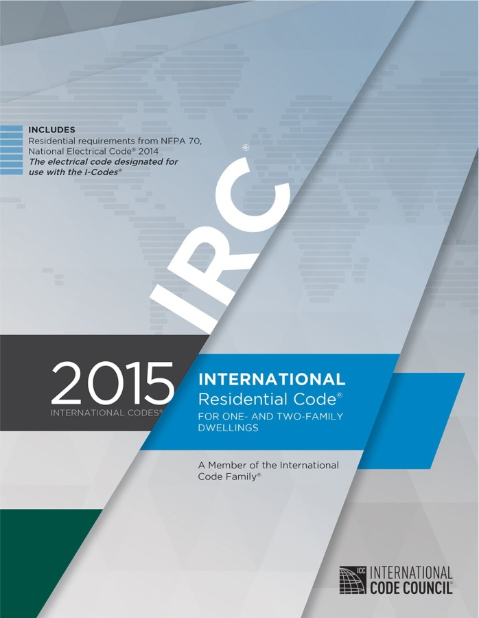 international residential code irc