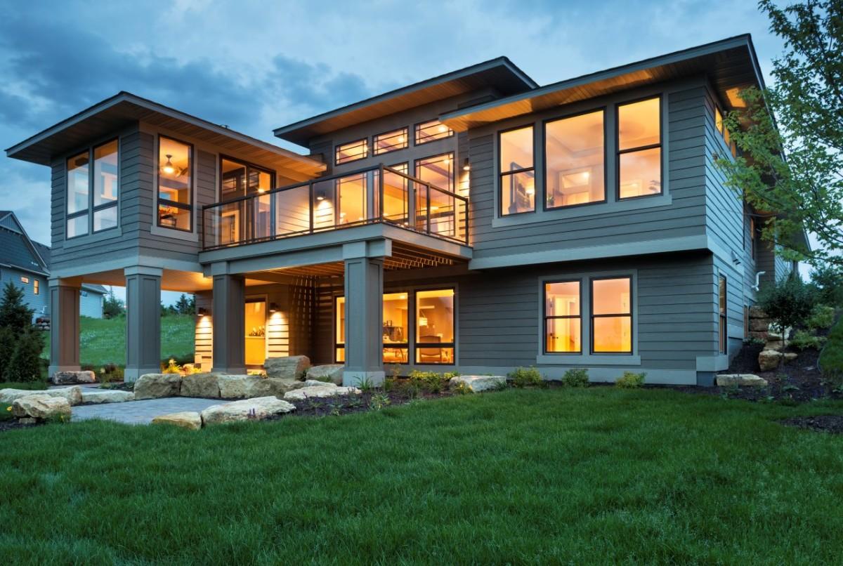 Wilkinson lake home fine homebuilding for Wilkinson homes