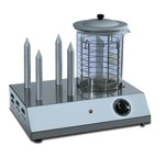 Photo of Sirman Hot Dog Steamer & Warmer View 1